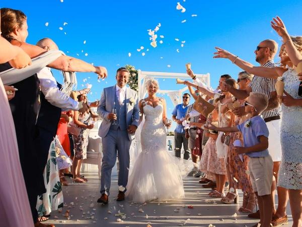 Lynsey and Jason Wedding at Ilioperato