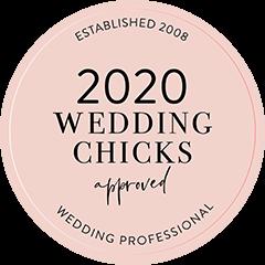2020 Wedding Chicks - Wedding Professional