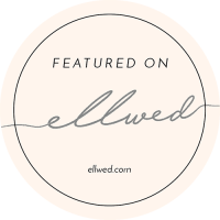 Ellwed Featured - Dreamy Elopement from Santorini on a Budget